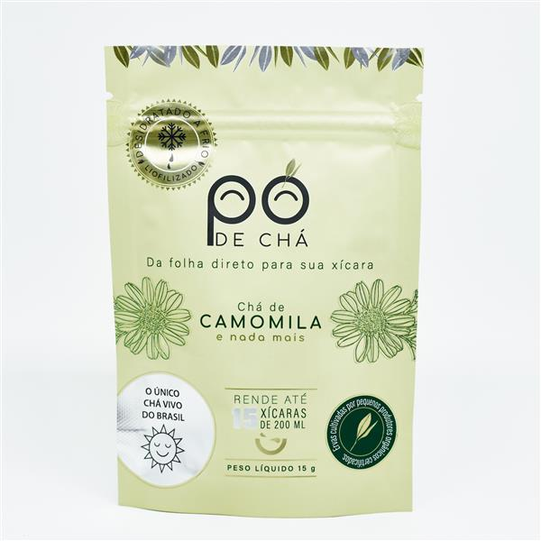 Chá de Camomila (15 xícaras)
