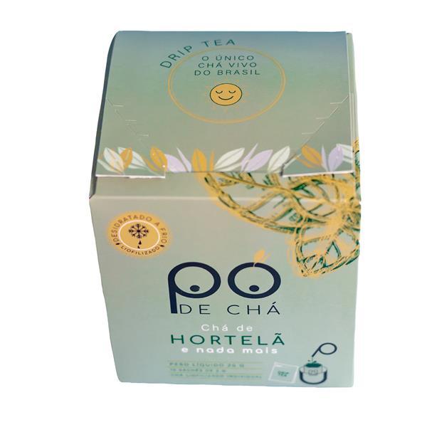 Chá de Hortelã (Drip Tea)