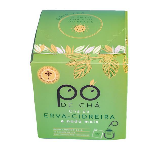 Chá de Erva-Cidreira (Drip Tea)